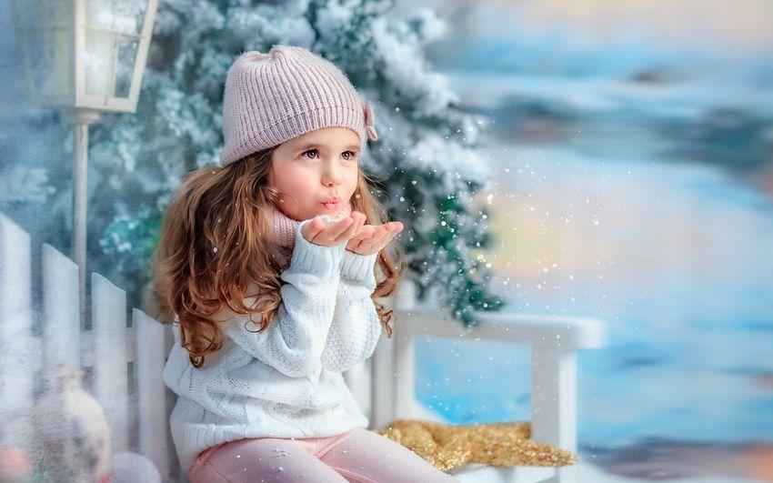 Новый год, дети, праздник, новогодняя ёлка, подарки