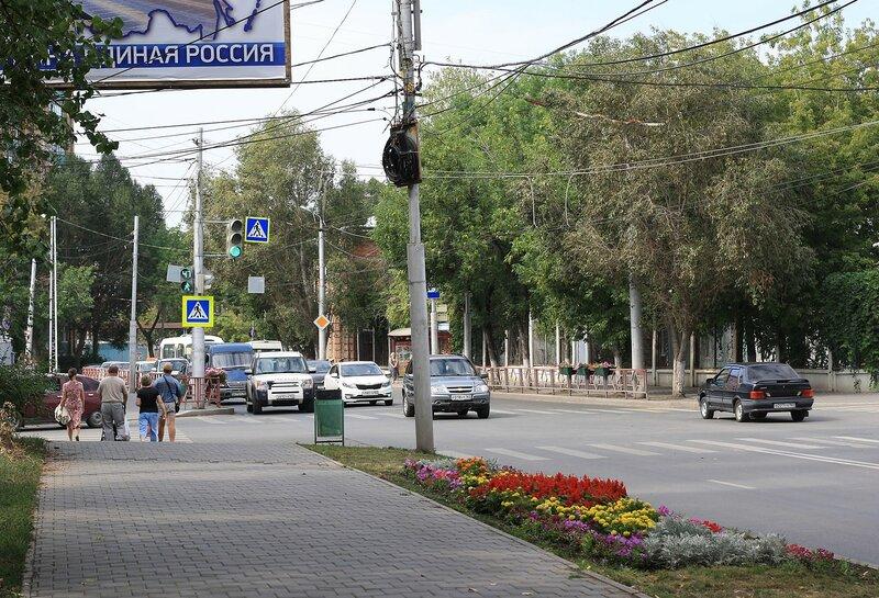ул. Коммунистическая, Буянова и старый город 037.JPG