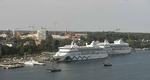 Встреча в порту. Киль. Германия