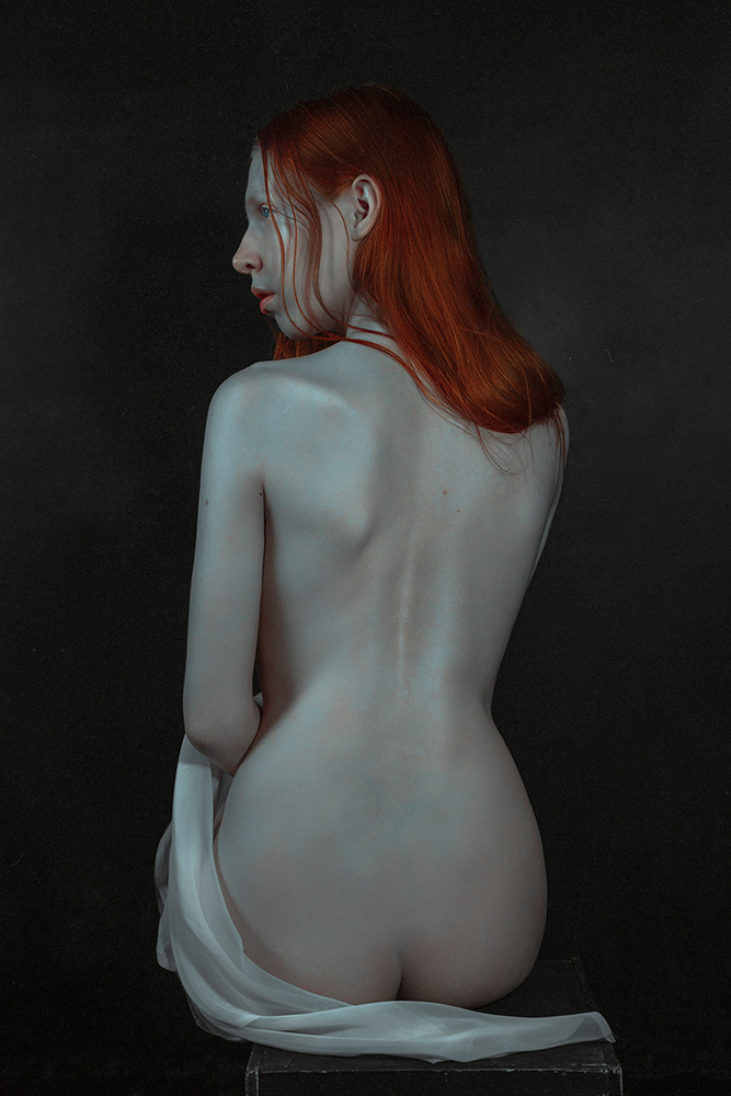 Тело / фотограф Камилла Ханапова Kamilla Hanapova