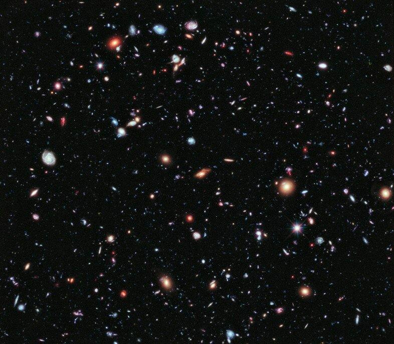 Видимая Вселенная