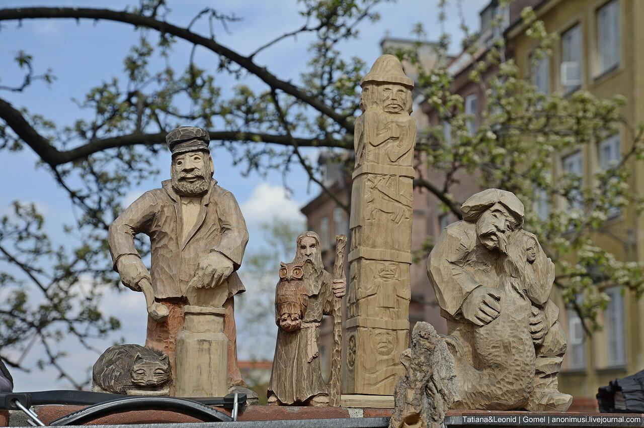 Сувениры в Варшаве