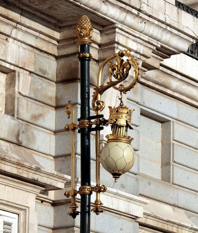 Madrid Royal Palace (Palacio Real), East facade