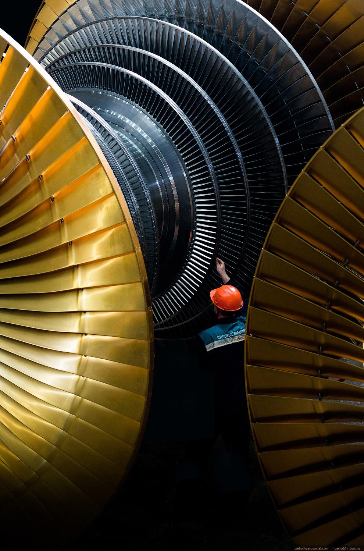 15. Всего «Силовые машины» изготовят и поставят на строящуюся Белорусскую АЭС две комплектные т
