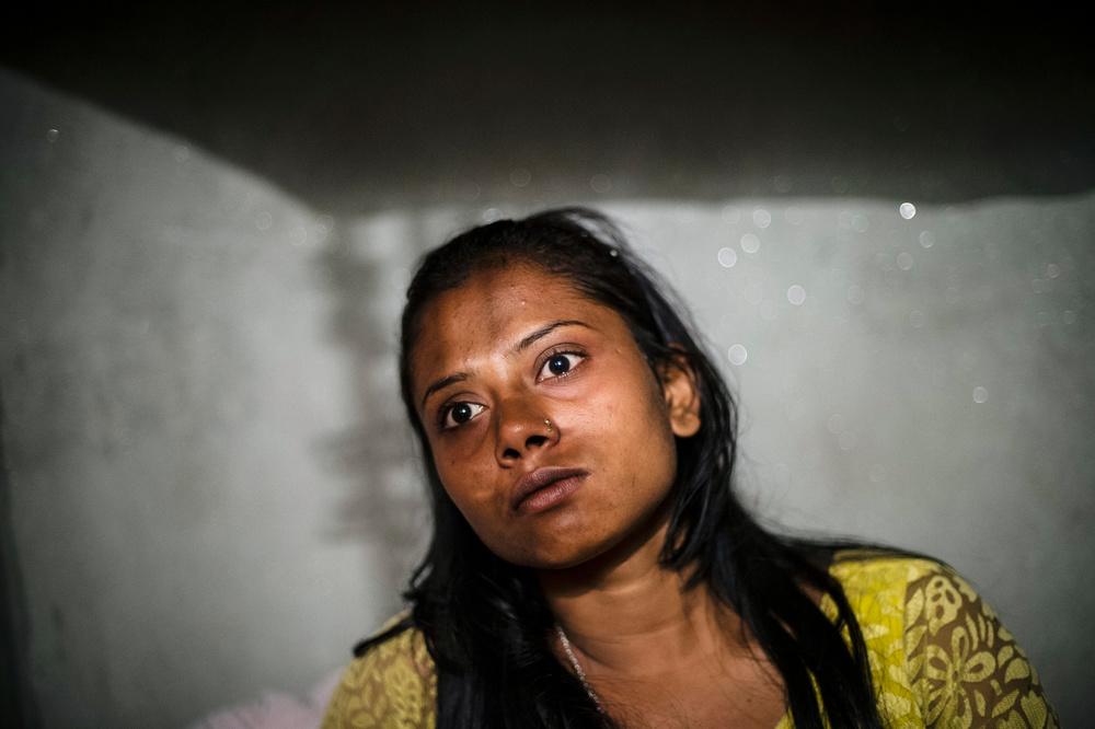 Каджол, 17 лет. В борделе женщина слаба, но вместе с тем она сильнее «свободных» женщин Бангладеш. С