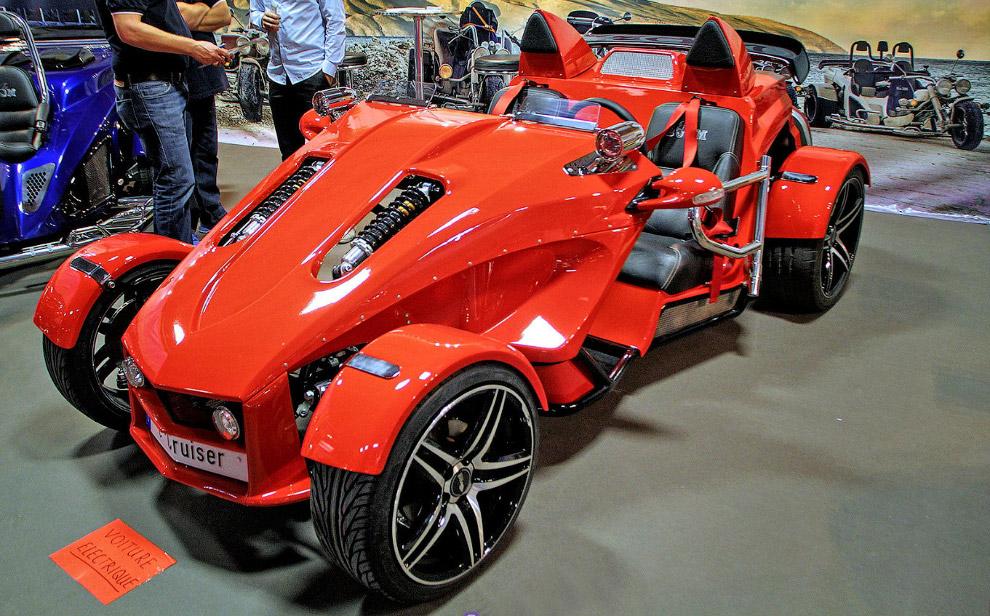 Тойота FCV Plus Новинка от Тойоты на Парижском автосалоне-2016 представляет собой не просто авт