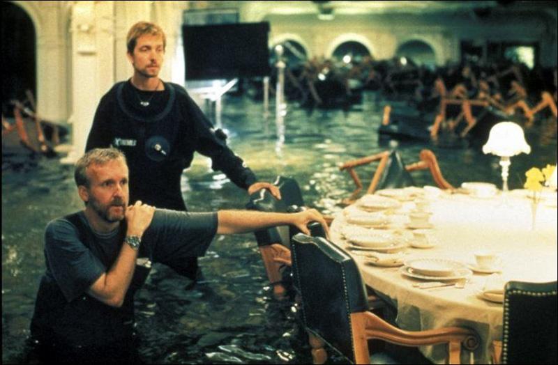 7. Во время съемок сцен с применением техники захвата движения были использованы услуги сорока актер