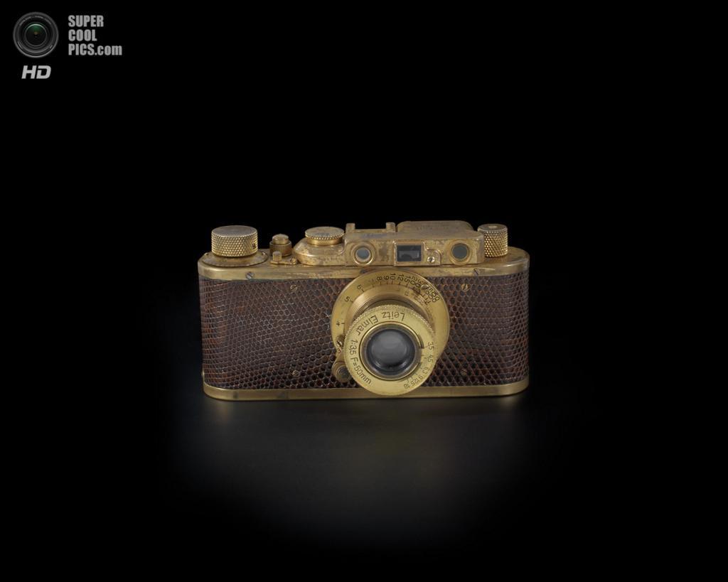 Leica Luxus II может стать самым дорогим фотоаппаратом в мире (11 фото)