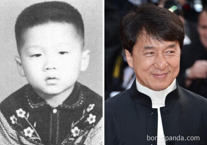 Актер Джеки Чан.