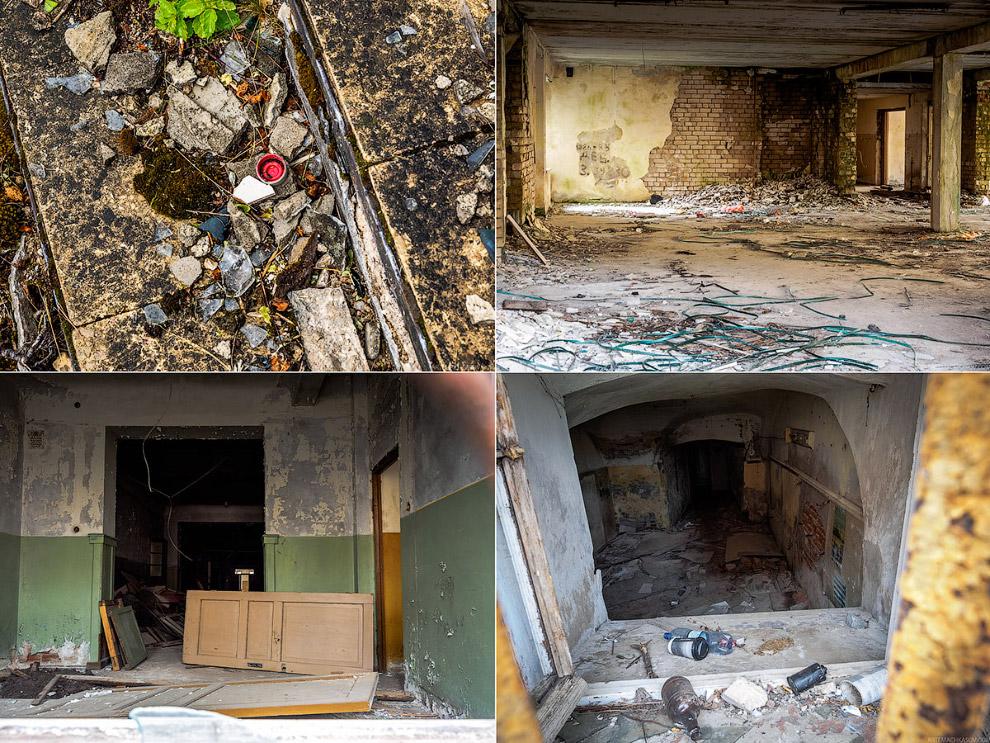 17. Идея сделать в здании бывшего порохового склада автомобильно-технический музей тоже провали