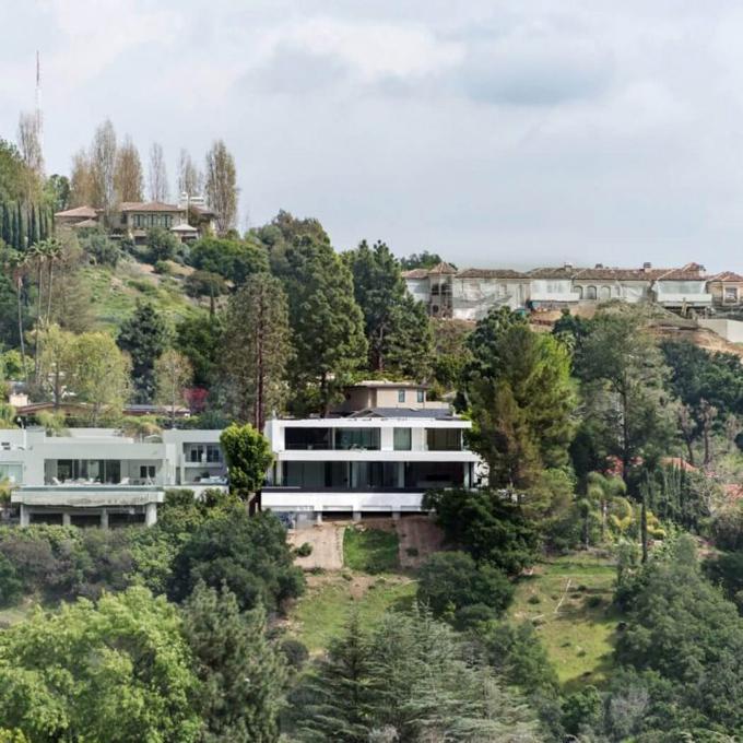 Дом в Беверли Хиллс
