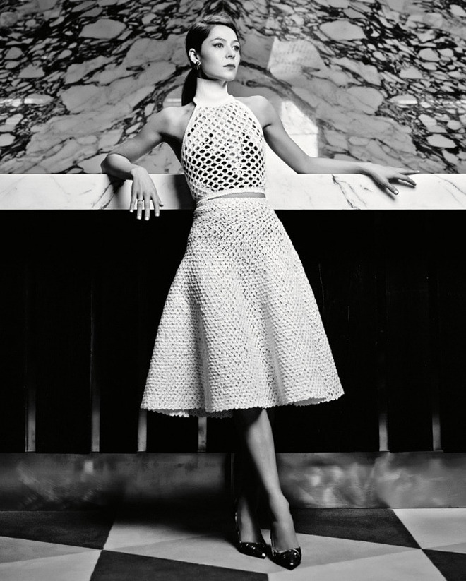 1. Елена Лядова. Эта актриса запомнилась многим по ее роли в фильме «Левиафан». Сейчас Елена снимает