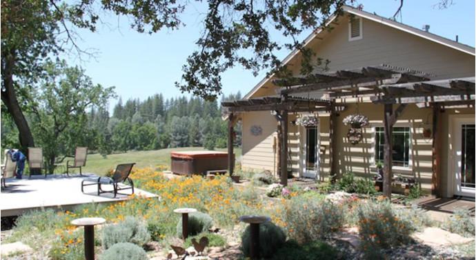 1. Red Tail Ranch, Groveland, США Поселившись в этом отеле, вы сможете не только любоваться восхитит