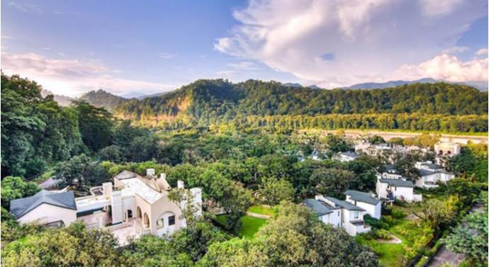 5. The Hridayesh Spa Wilderness Resort, Garjia, Индия Этот курортный спа-салон находится в окружении