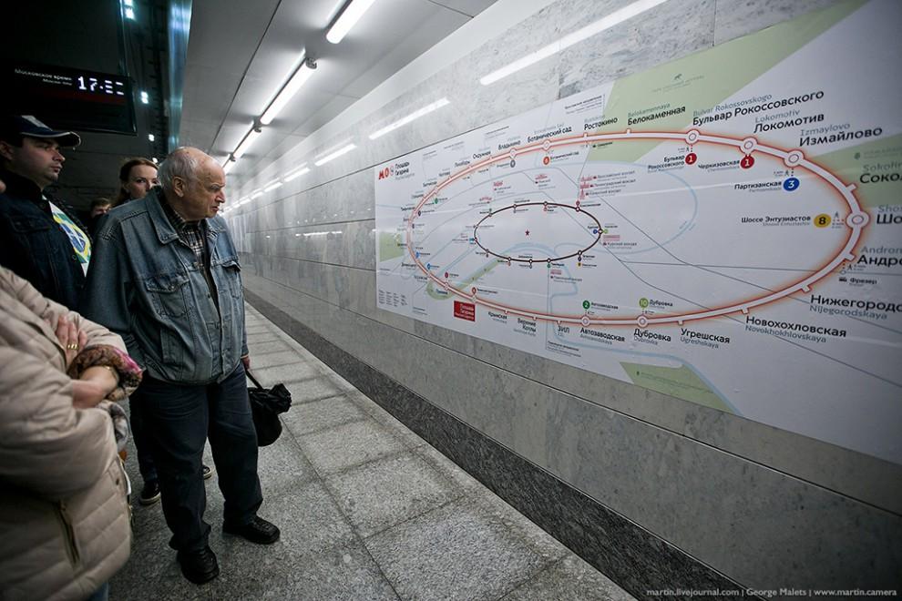 Для проезда на МЦК действуют городские билеты на метро, карты Тройка, проездные на наземный транспор