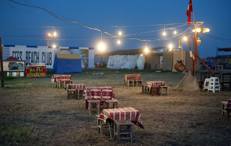 Курорт Игнеада, Турция.