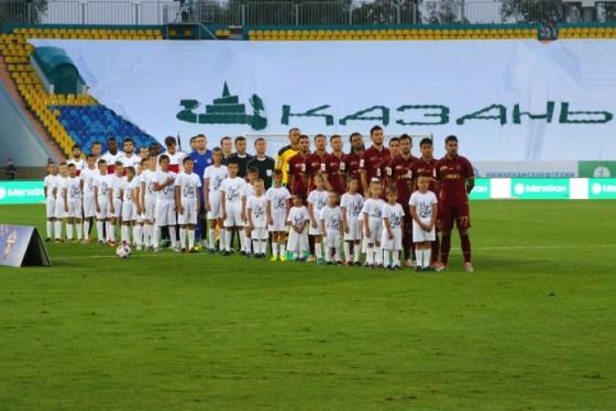 Грасия: «Рубин» желает реабилитироваться перед болельщиками вматче против «Спартака»
