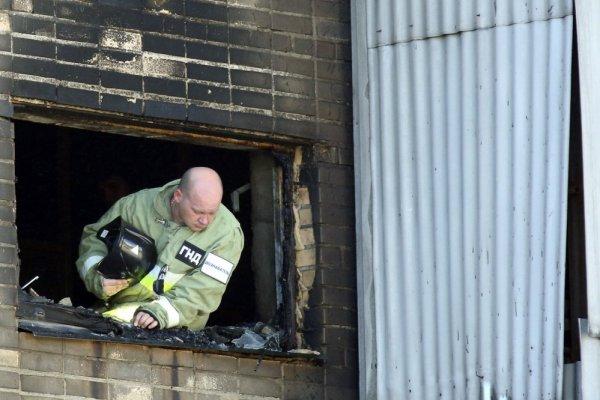 Против директора типографии, где сгорели 17 человек, возбудили новое дело