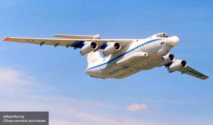 В РФ начали работу над самолётом слазерным оружием