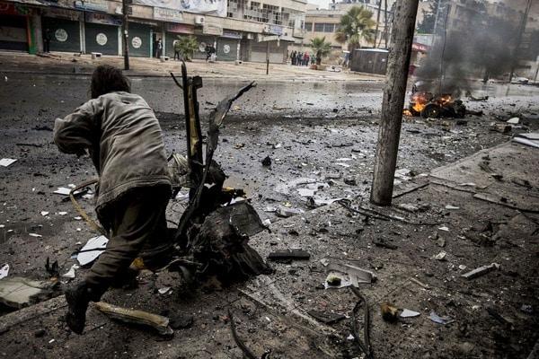 МИДРФ: США, отказавшись отсотрудничества вСирии, сделают подарок террористам