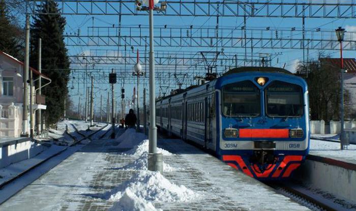 ВВолгограде с1января проезд вэлектричках подорожает на5%