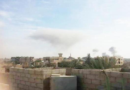 Дейр-эз-Зор: исламские террористы изэкстремистской группировки окружили базу ВВС Сирии