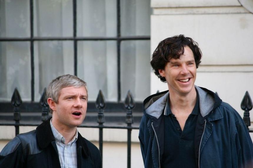 Выходит 3 серия 4 сезона «Шерлока Холмса»— Последнее дело