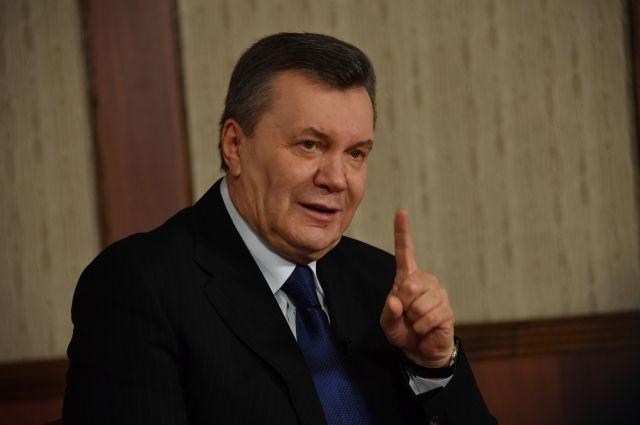 Рада приняла закон, который позволяет осудить Януковича заочно