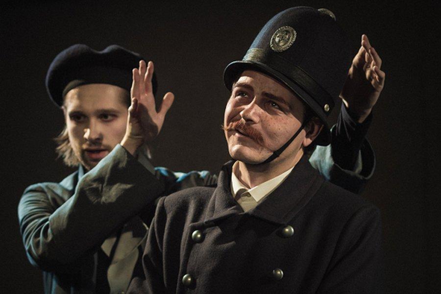 Театр им.А. С. Пушкина покажет совершенный спектакль в столице России