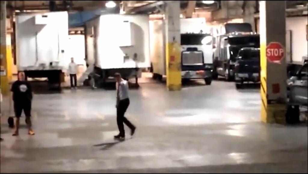 Съемки 12 сезона сериала «Сверхъестественное»