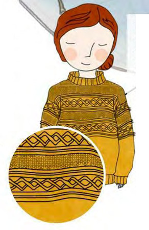 ганзейский свитер
