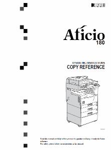 service - Инструкции (Service Manual, UM, PC) фирмы Ricoh 0_1b1cc9_fc856826_orig