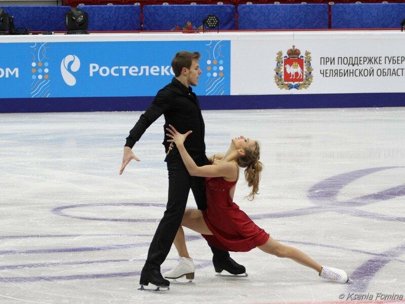 Victoria Sinitsina Nikita KAtsalapov