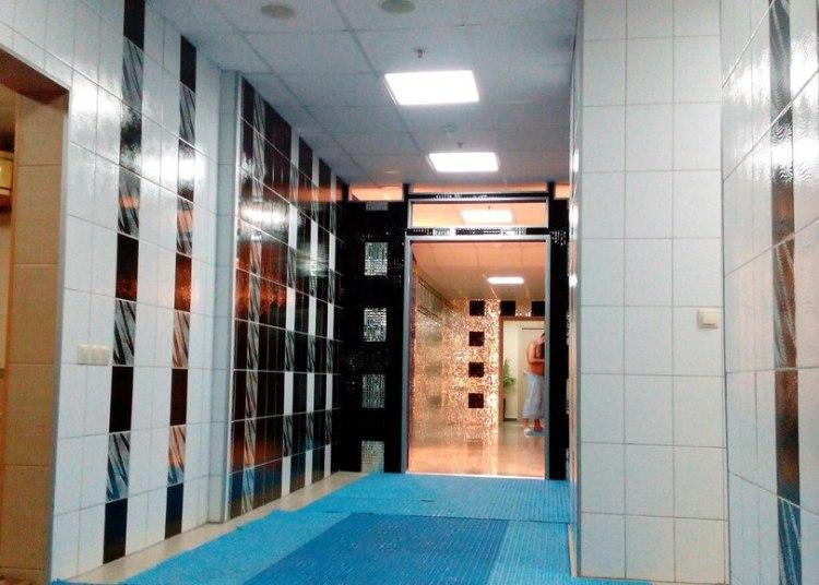 Спа-комплекс в Сочи Парк Отель