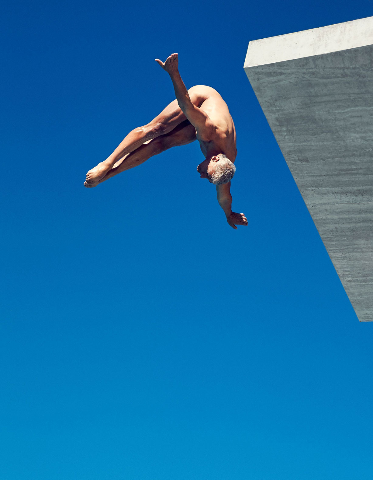 ESPN Magazine The Body Issue 2016 - Greg Louganis / Грег Луганис - Культ тела журнала ESPN