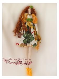 тильда, цветы из атласных лент, сувениры, handmade, handwork, оригинальные подарки, подарки, праздник, рукоделки василисы, ручная работа, кукла