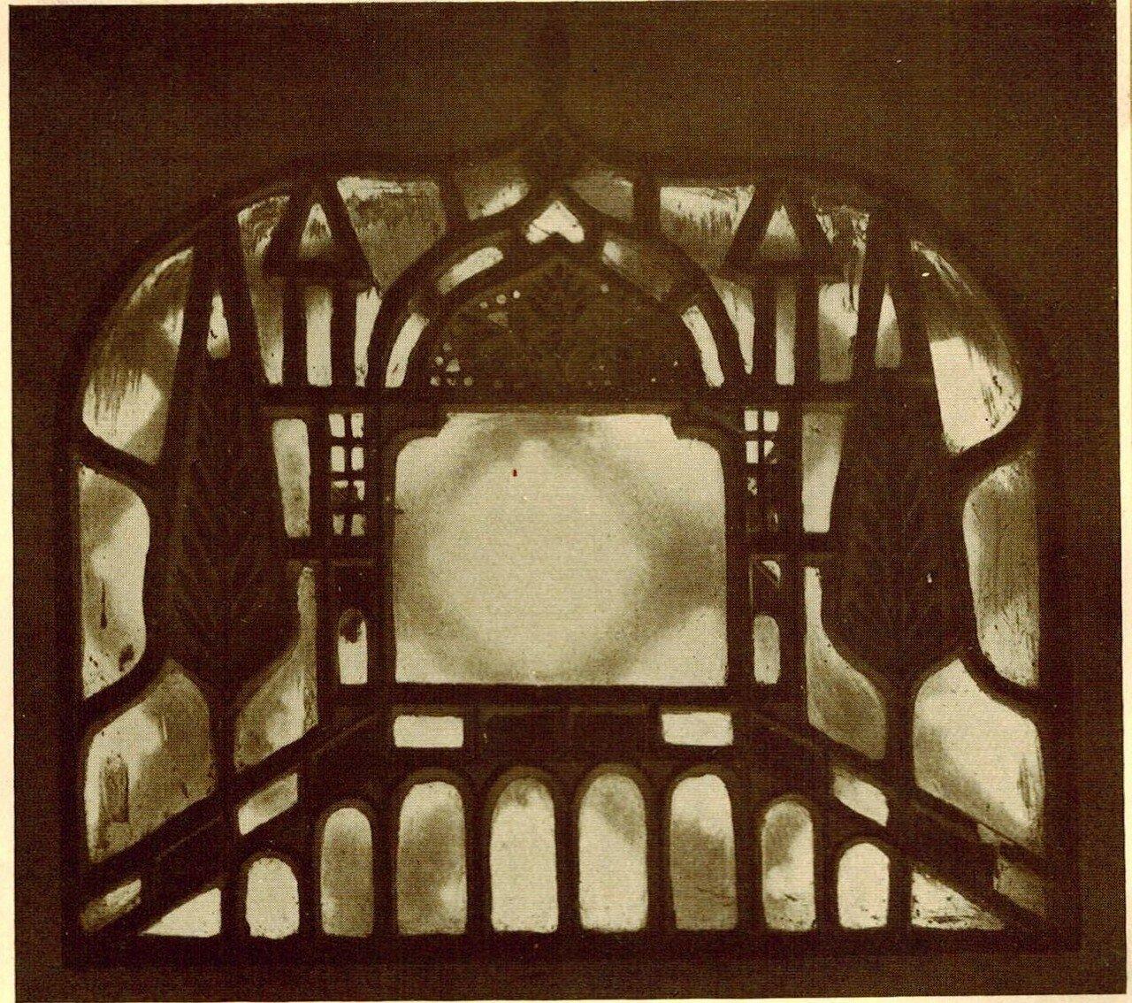 Окно в комнате евнуха