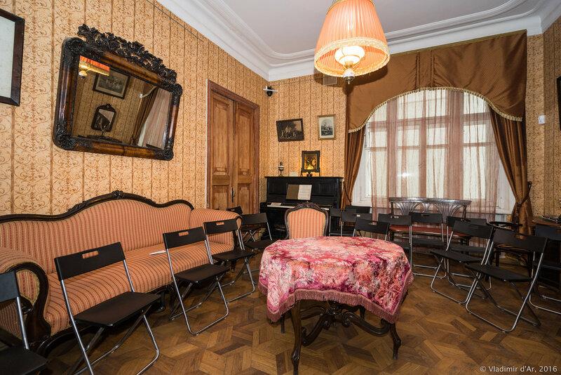 Булгаковский дом – Большая Садовая, 10 или 302 бис