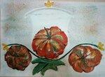 """Моисеева Виктория (рук. Андреева С. А.) - """"Овощная загадка"""""""