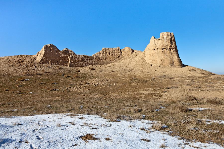 14. Пустыни юго-западного Казахстана.