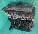 Двигатель HFX (TU1JP) 1.1 л, 60 л/с на CITROEN. Гарантия. Из ЕС.