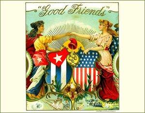 После Испано-Американской войны Куба и США дружили какое-то время