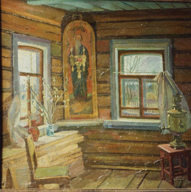 Николай Крутов - Вербное воскресенье