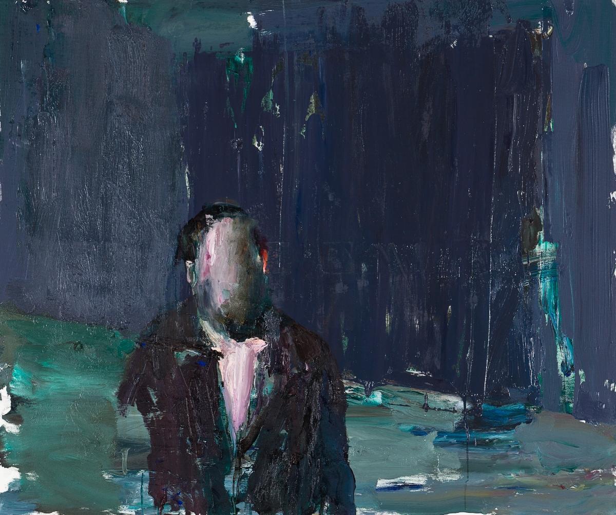 Проект Transmission — это выставка современной живописи, встреча молодых художников из Лейпцига и Мо