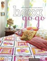 Hexa-Go-Go: English Paper Piecing 16 Quilt Projects jpg 66Мб