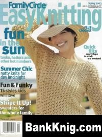 Журнал Easy Knitting Spring 2003 djvu 7,92Мб