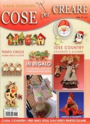 Cose per Creare №7 2010 - Casa Country