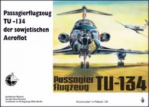 Журнал Журнал CFM Verlag(2000): Ту-134