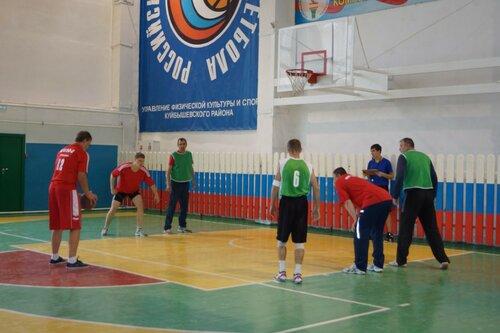 Соревнования коллективов физической культуры