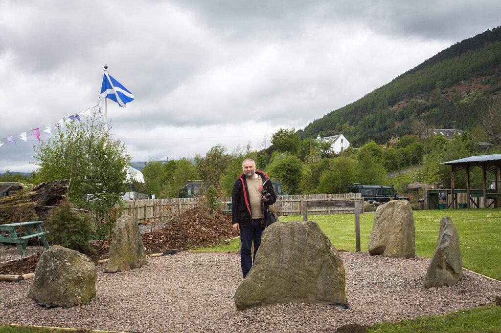 highland safari